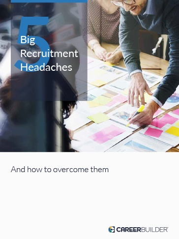 5 Big Recruitment Headaches (and how to overcome them)