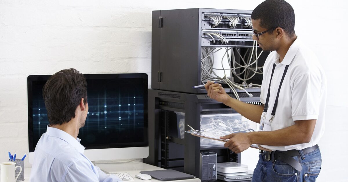 In Demand: Technology Professionals