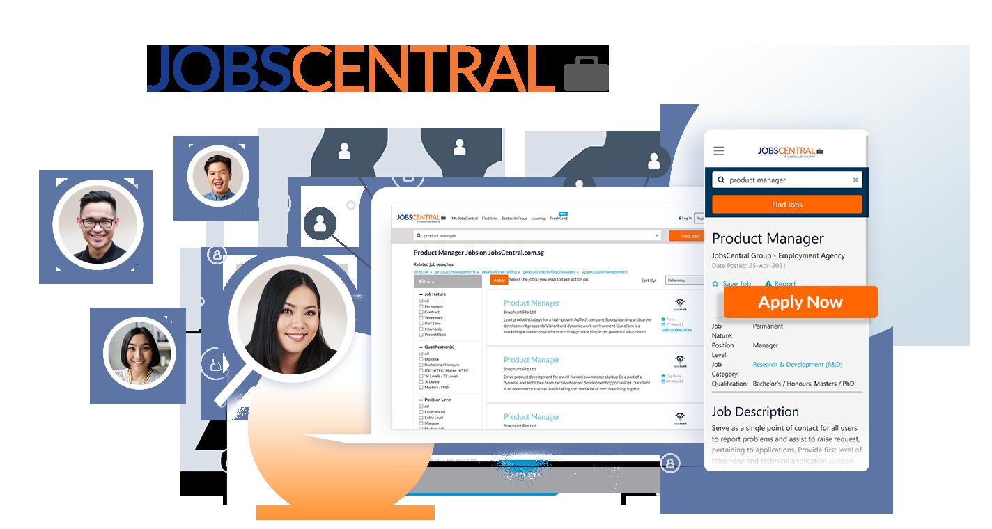recruitment-JobsCentral